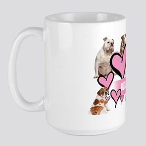 English Bulldog Mom Mugs