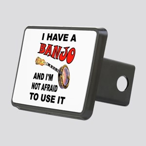 BANJO PLAYER Hitch Cover
