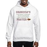 Grandma's Prayer Hooded Sweatshirt