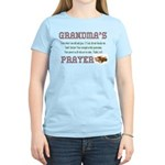 Grandma's Prayer Women's Light T-Shirt