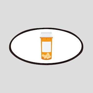 Medicine Pill Bottle Patches