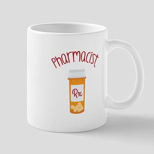 Pharmacist RX Mugs