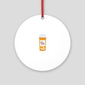 RX Ornament (Round)