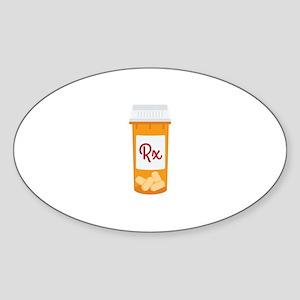 RX Sticker