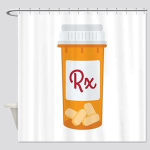 RX Shower Curtain