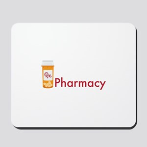 RX Pharmacy Mousepad