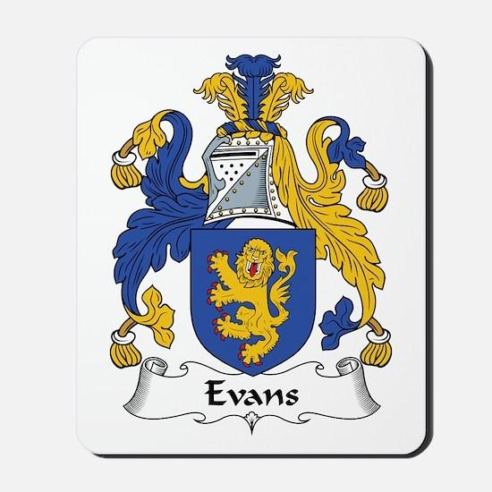 Evans (Wales) Mousepad