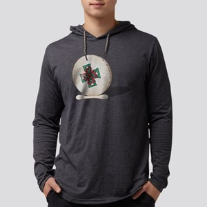 Bodhran Drum Long Sleeve T-Shirt