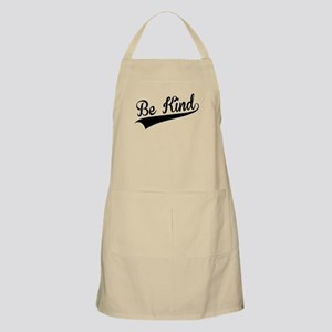 Be Kind, Retro, Apron