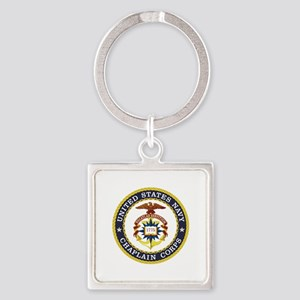 US Navy Chaplain Keychains