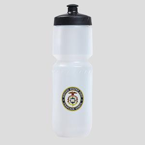 US Navy Chaplain Sports Bottle