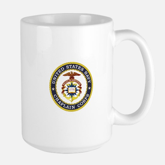 US Navy Chaplain Mugs