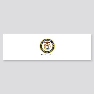 Proud Member Bumper Sticker