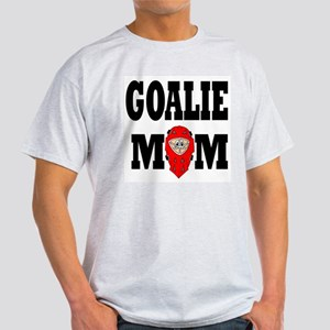 Goalie Mom Light T-Shirt
