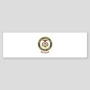 RETIRED Bumper Sticker