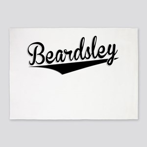 Beardsley, Retro, 5'x7'Area Rug