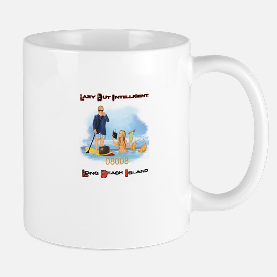 STAND UP PADDLE by LBI APPAREL Mugs
