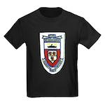 USS DONALD B. BEARY Kids Dark T-Shirt