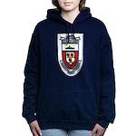 USS DONALD B. BEARY Women's Hooded Sweatshirt