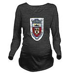 USS DONALD B. BEARY Long Sleeve Maternity T-Shirt