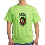 USS DONALD B. BEARY Green T-Shirt