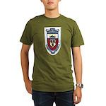 USS DONALD B. BEARY Organic Men's T-Shirt (dark)