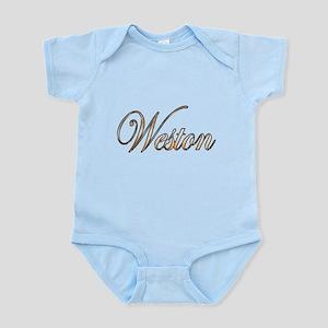 Gold Weston Body Suit