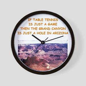 TABLE5 Wall Clock