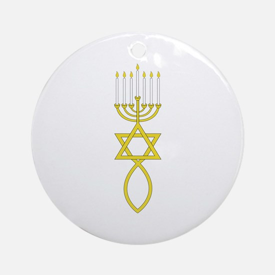 Chosen Ornament (Round)