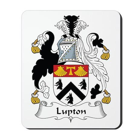 Lupton Mousepad