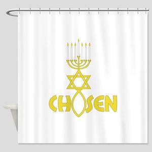 CHOSEN Shower Curtain