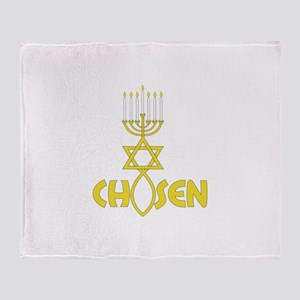CHOSEN Throw Blanket