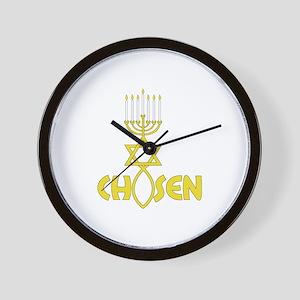 CHOSEN Wall Clock