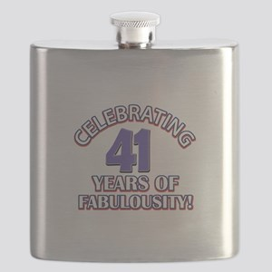41 year old designs Flask