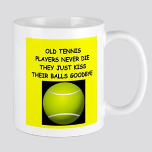 TENNIS10 Mugs