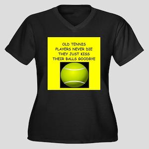 TENNIS10 Plus Size T-Shirt