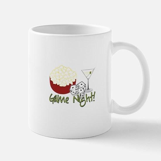 Game Night! Mugs