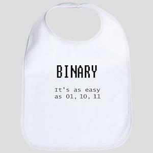 Easy Binary Bib