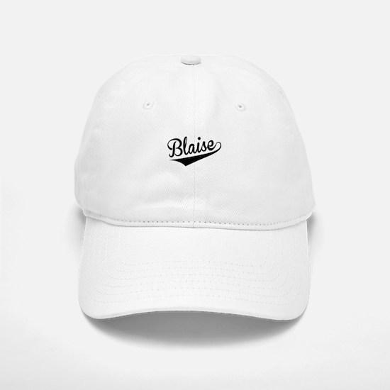 Blaise, Retro, Baseball Baseball Baseball Cap