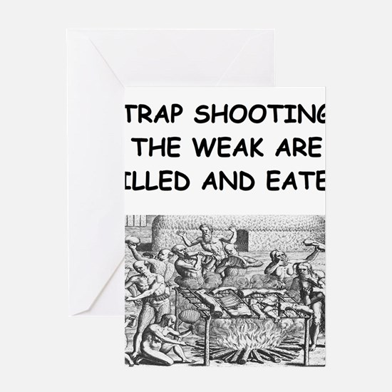 TRAP4 Greeting Cards