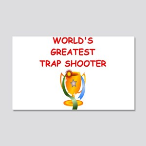 TRAP3 Wall Decal