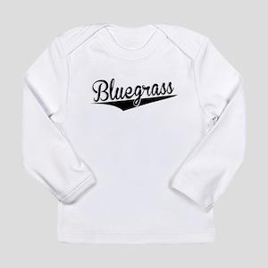 Bluegrass, Retro, Long Sleeve T-Shirt