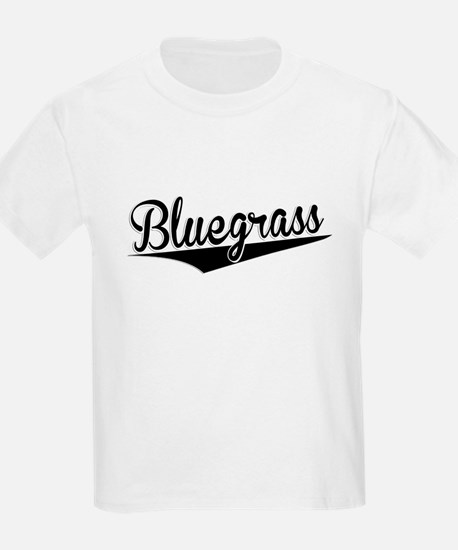 Bluegrass, Retro, T-Shirt