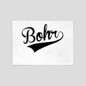 Bohr, Retro, 5'x7'Area Rug