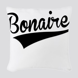 Bonaire, Retro, Woven Throw Pillow