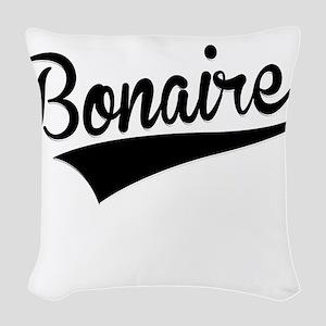 Bonaire, Retro, Woven Throw Pillow