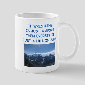 WRESTLING5 Mugs