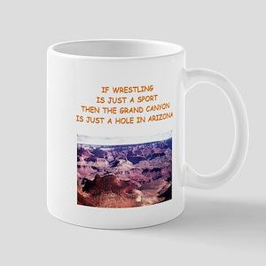 WRESTLING3 Mugs
