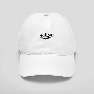 Bottom, Retro, Baseball Cap