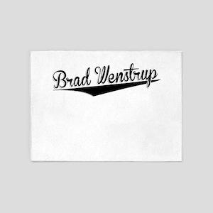 Brad Wenstrup, Retro, 5'x7'Area Rug